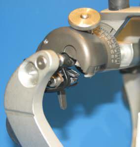 Articulator Set-up B