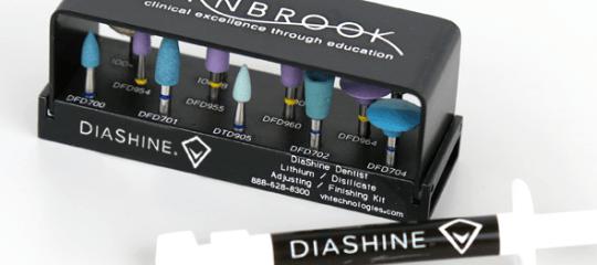 Diashine Polish Kit