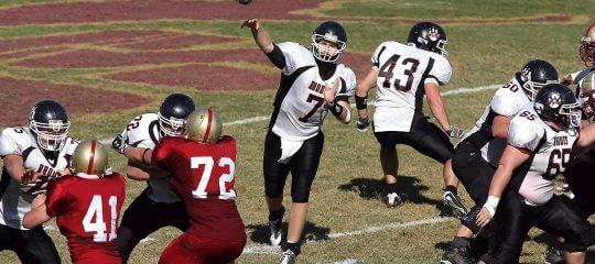 Who's the quarterback?
