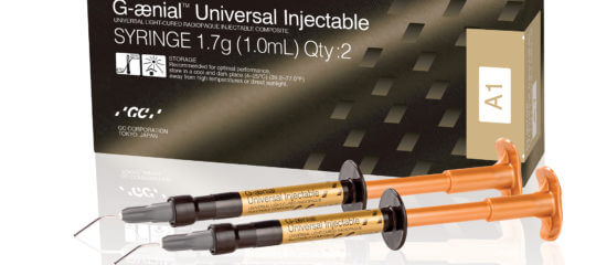 G-aenial Universal Injectable dental material