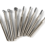 various dental burs
