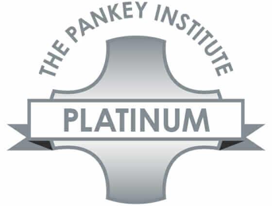 Pankey Platinum Logo